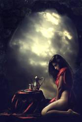 High Tea by Phatpuppyart-Studios