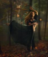 The Dance by Phatpuppyart-Studios