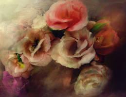 Delicate Palette by Phatpuppyart-Studios