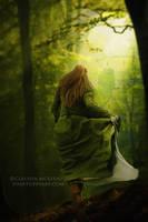 Prodigal Daughter by Phatpuppyart-Studios