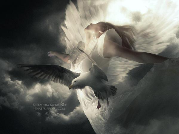 Fantasia - Even Angels Lyrics | MetroLyrics