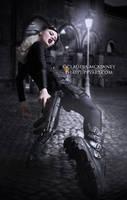 Stormgirl by Phatpuppyart-Studios