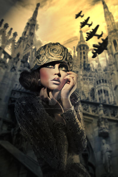 Dresden by Phatpuppyart-Studios