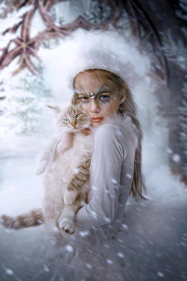 Suzy Snowflake by Phatpuppyart-Studios