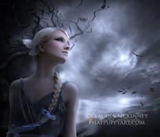 Searching for Tomorrow by Phatpuppyart-Studios