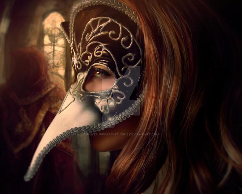 Disguises by Phatpuppyart-Studios