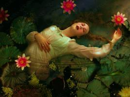 Sweet Ophelia by Phatpuppyart-Studios