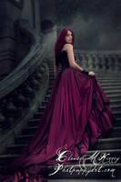 A Lady Most Dangerous by Phatpuppyart-Studios