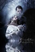 Phantom Angel by Phatpuppyart-Studios
