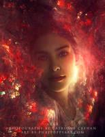 Aura by Phatpuppyart-Studios