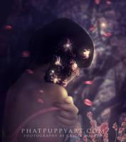 Moon Glow by Phatpuppyart-Studios