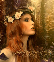 Forest Deep by Phatpuppyart-Studios