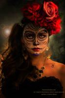 Dia de los Muertos 2014 by Phatpuppyart-Studios