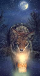 Silent Night by Phatpuppyart-Studios