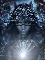 Midnight Queen by Phatpuppyart-Studios