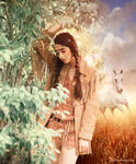 Kateri by Phatpuppyart-Studios