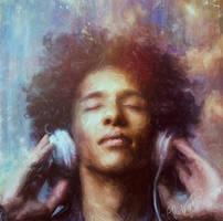 ASMR by Phatpuppyart-Studios