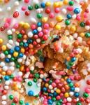 Sprinkle Donut Texture