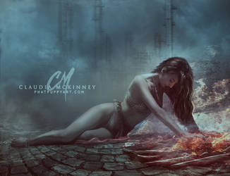 The Dead Rise by Phatpuppyart-Studios