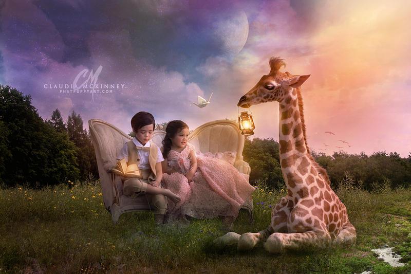 Bedtime Story by Phatpuppyart-Studios