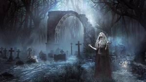 Broken Curse by Phatpuppyart-Studios