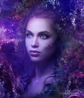 Persephone by Phatpuppyart-Studios