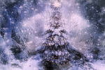 My Christmas Tree by Phatpuppyart-Studios