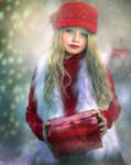 Secret Santa by Phatpuppyart-Studios