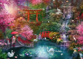 Japanese Garden Revised
