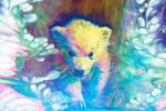 Polar Baby by Phatpuppyart-Studios