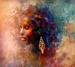 Queen by Phatpuppyart-Studios