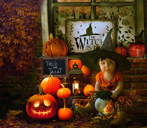 Little Witch in Training