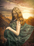Megan by Phatpuppyart-Studios