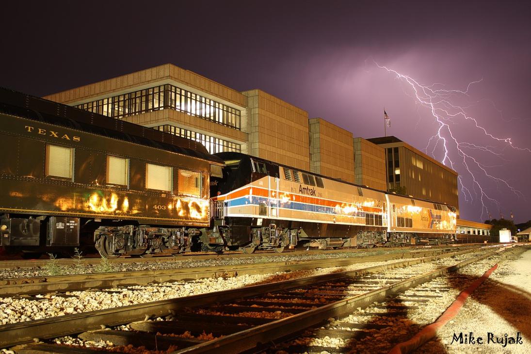 Storm Rolling In by 3window34