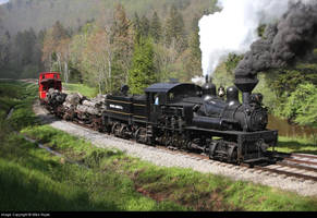 Steam Power by 3window34