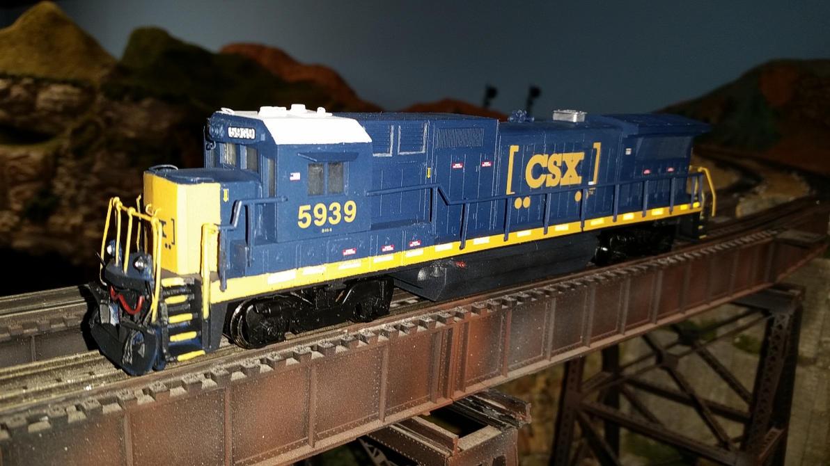 CSXT B20-8 by 3window34