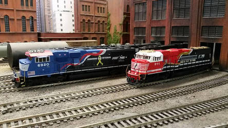NS Veterans and NS First Responders by 3window34