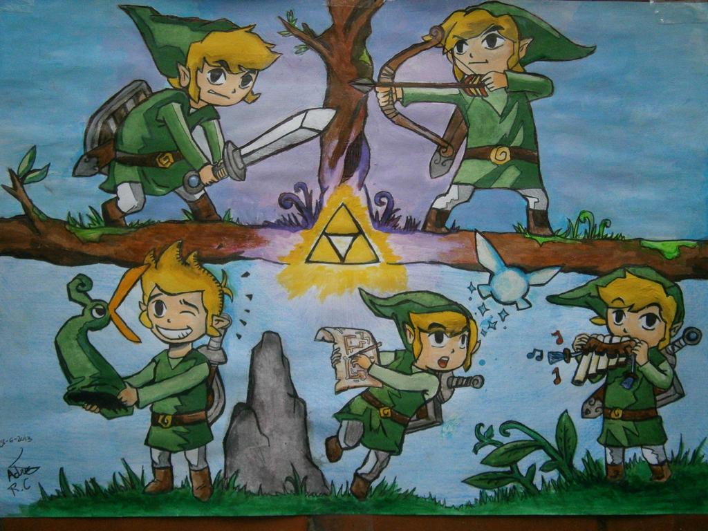 Legend of Zelda! The Return!!