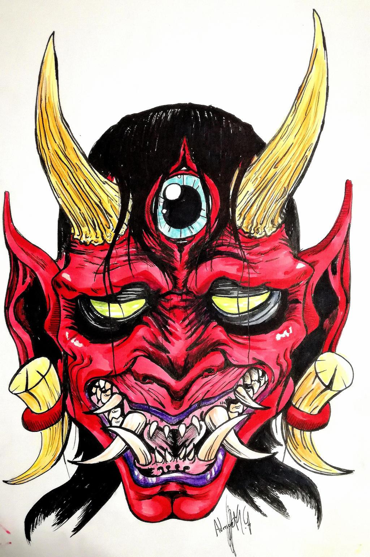 Demon prince by Khov97