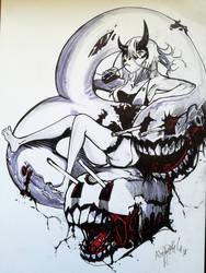 White Demon by Khov97