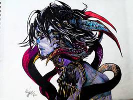 Arrogant Demon Prince by Khov97