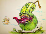 Hungry Pear of Salamanca