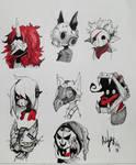 8 mask