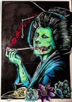 Geisha not dead