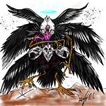 Crow Herald by Khov97