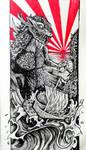 Godzilla Alpha Predator