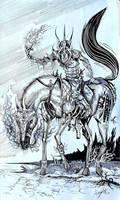 Lone Chaos Rider