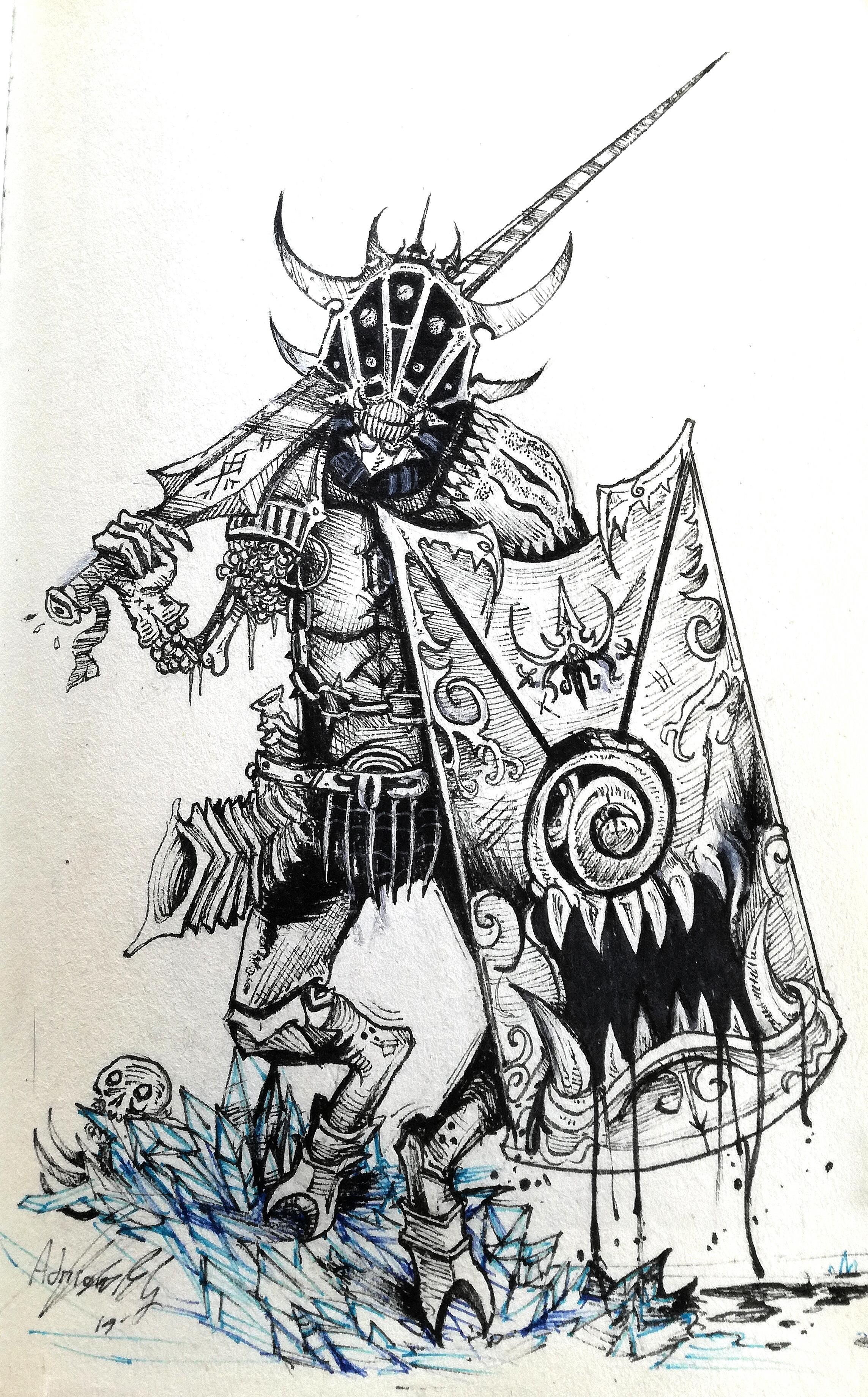 Shield Knight