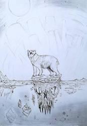 Inkhover 11.Snow by Inkhov