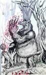 Inkhover 16.Wild by Inkhov